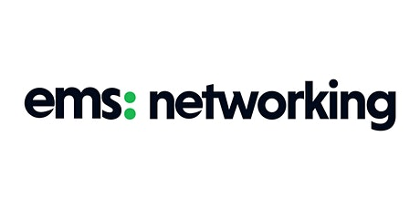 ems: networking 29th January 2021 tickets