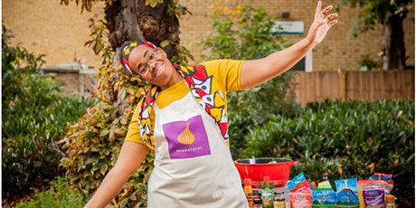 SOLD OUT -Angolan cookery class with Edite tickets