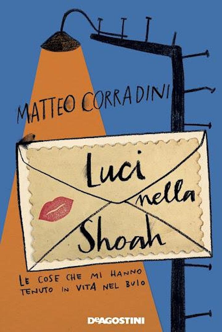 Immagine Luci nella Shoah > Matteo Corradini (SECONDARIA DI 1^ E 2^ GRADO)