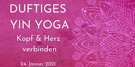 DUFTIGES YIN YOGA Tickets