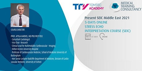 DIGITAL SEIC COURSE MIDDLE EAST 2021 tickets