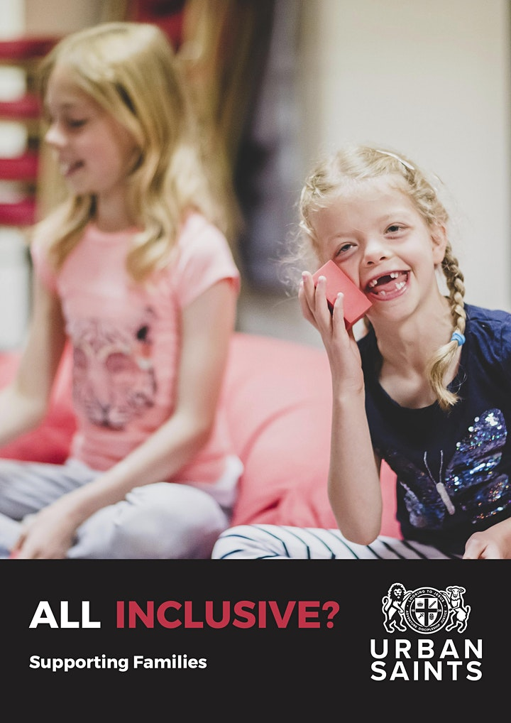 'All Inclusive?' - Supporting Families image