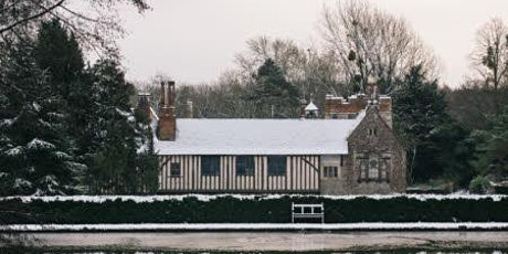 Timed entry to Ightham Mote (11 Jan - 17 Jan) tickets
