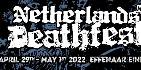 Netherlands Deathfest V tickets