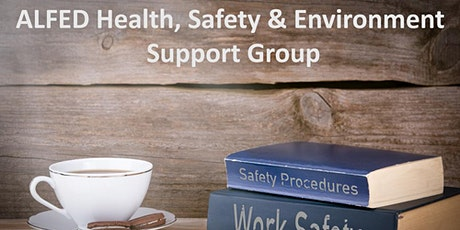 ALFED Health Safety & Environment Support Group tickets