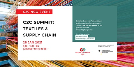 C2C Summit: Textiles & Supply Chain Tickets