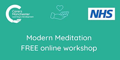 Modern Meditation tickets