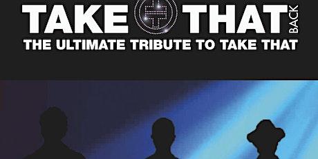 Take That Tribute Night Staffordshire tickets