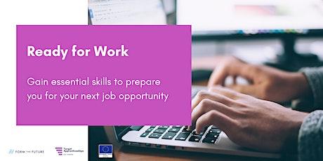 Short Course for Employability skills - Cohort 1 Workshop 1 tickets