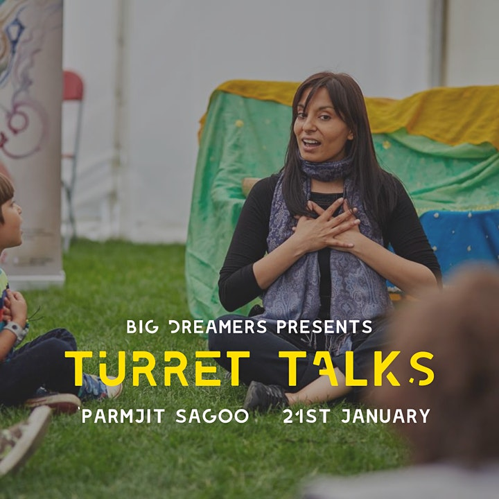 Turret Talks - Big Dreamers Festival image