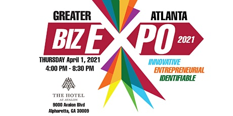 Greater Atlanta Business Expo April 1, 2021 tickets