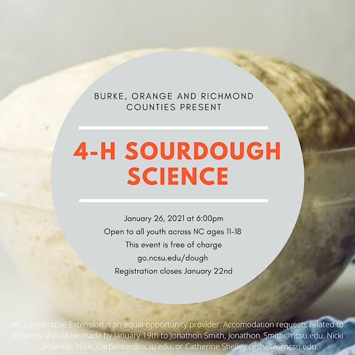 4-H Sourdough Science image