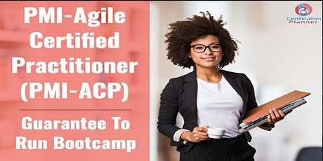 PMI ACP(Agile Certified Practitioner) Certification Training in Bismarck tickets