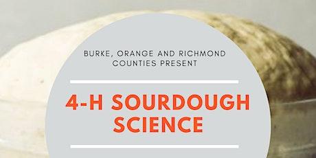 4-H Sourdough Science tickets