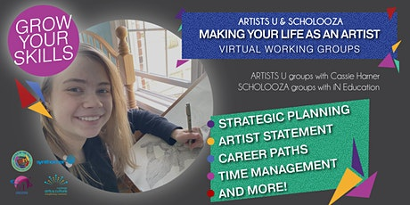 Making Your Life As an Artist tickets