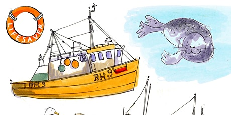 Nautical drawing workshop with Becca Hall Illustration x Tombow UK tickets