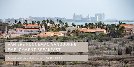 VanEps Kunneman VanDoorne Employment Breakfast tickets