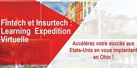 Fintech et Insurtech : Learning Expedition Virtuelle billets