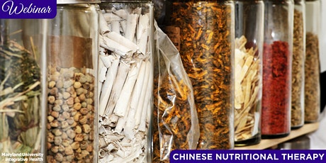 Webinar | Chinese Nutritional Therapy  &  Program Q&A tickets