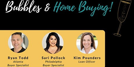 Bubbles & Buying: Home Buyers' Seminar tickets