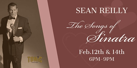 Sean Reilly - The Songs of Sinatra tickets
