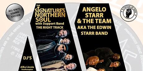 Mr Kyps Northern Soul and Motown Weekender tickets