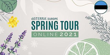 dōTERRA Spring Tour Online 2021 – Estonia Tickets