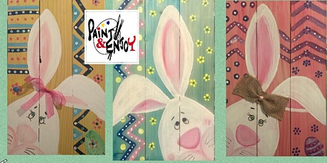 "Paint and Enjoy at Benigna's Winery ""Bunny"" on Wood tickets"