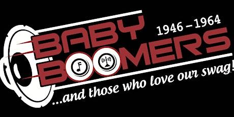 AZ Baby Boomers NYE 2022 Experience tickets