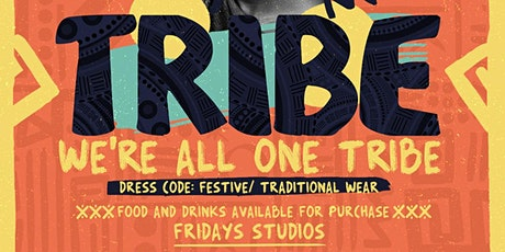 TRIBE: WE'RE ALL ONE TRIBE tickets