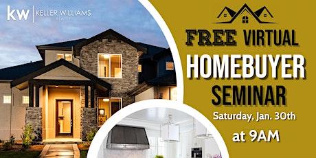 Virtual Homebuyer Seminar tickets