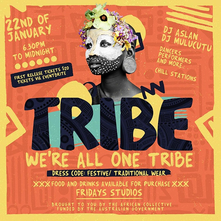 TRIBE: WE'RE ALL ONE TRIBE image