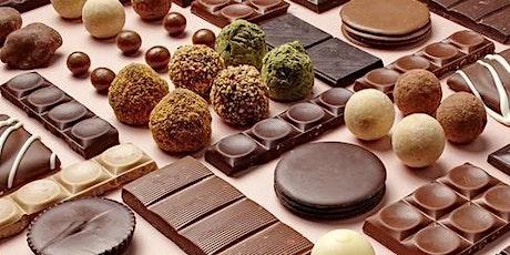23/02 - Desvendando o Chocolate ingressos