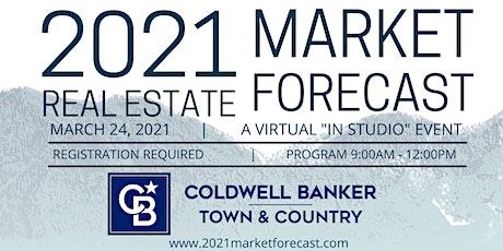 2021 Real Estate Market Forecast tickets