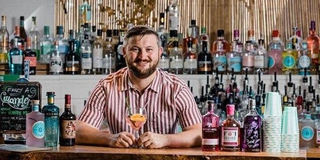 Online Valentine's Gin Tasting For Two- Pink Gins tickets