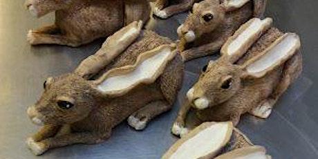 Resting Hares Sculpting Workshop tickets
