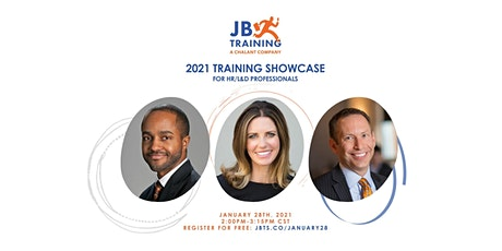 JB Training Solutions 2021 Training Showcase For HR/L&D Professionals tickets