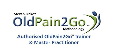 OldPain2Go Practitioner-  helping  people change their mind over their pain tickets