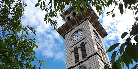 Cally Clock Tower - March virtual tour tickets