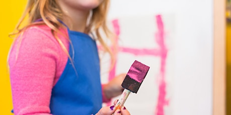 Paint into Positive Energy for Kids (by Lovely Locks) tickets