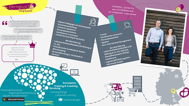 [lernohappen]: MS Teams als digitaler Lernraum: Bild