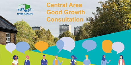 Limehouse, Shadwell & Wapping - Central Area Good Growth SPD tickets