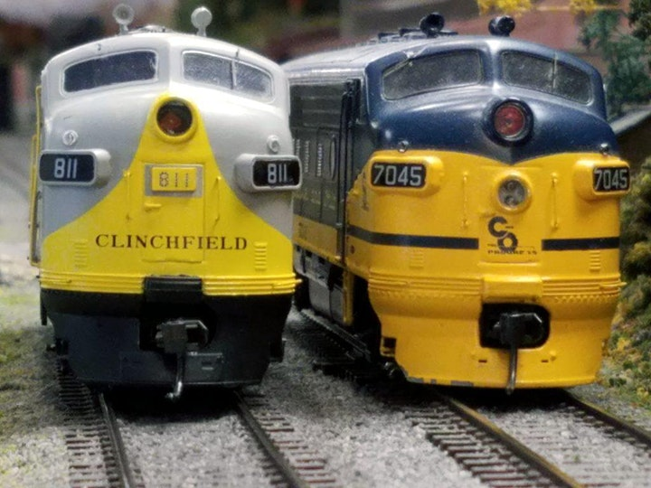 Blissfield Model Railroad Club Tour image