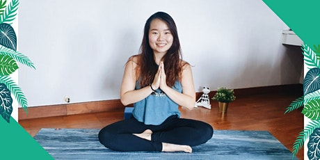 Pay What You Wish Yoga SG Class with Bernice tickets