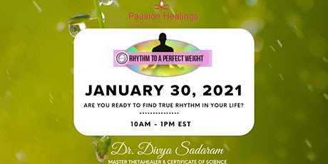 ThetaHealing® Rhythm to Perfect Weight tickets