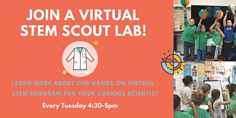 Join STEM Scouts - Parent Information Session tickets