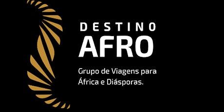 Destino Salvador Afro! ingressos
