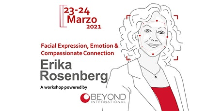 "Erika Rosenberg ""Facial Expression, Emotion and Compassionate Connection"" biglietti"