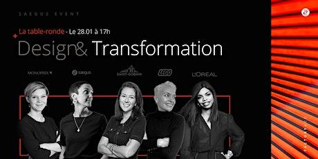 Design & Transformation billets