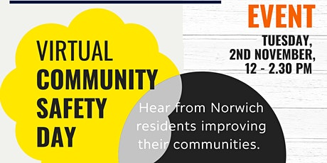Virtual Community Safety Day in Norwich tickets